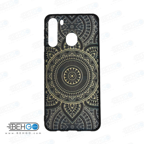قاب گوشی سامسونگ A21 کاور سامسونگ A21 قاب A21 کد 5 محافظ ا21 گوشی موبایل سامسونگ Code 5 Phone Case For Samsung A21