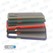 قاب A20s کاور محافظ ا20 اس گارد مدل پشت مات اصلی دور سیلیکونی گوشی سامسونگ Matte Case For Samsung A20s