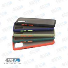 قاب A51 کاور محافظ ا51 گارد مدل پشت مات اصلی دور سیلیکونی گوشی سامسونگ Matte Case For Samsung A51