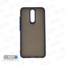 قاب Redmi 8a و Redmi 8 محافظ دور رنگی کاور پشت مات با برجستگی لنز دوربین شیائومی ردمی هشت Fashion Case Xiaomi Redmi 8/8a