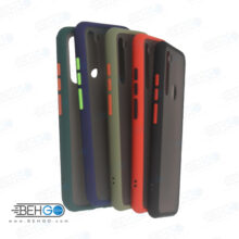 قاب Redmi Note 8 کاور محافظ نوت 8 گارد مدل پشت مات اصلی دور سیلیکونی گوشی شیائومی Matte Case For Xiaomi Redmi Note8