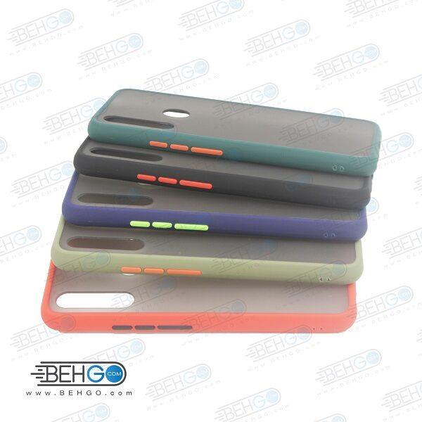 قاب Y9 prime 2019 کاور پشت مات اصلی دور سیلیکونی گوشی هواوی Matte Case For Huawei Y9 Prime 2019