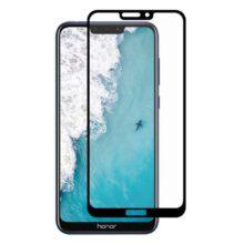 گلس Honor 8C گلس انر 8 سی محافظ صفحه نمایش تمام چسب برای گوشی هواوی Full Tempered Glass Mobile Phone Screen Protectors for Huawei Honor 8C