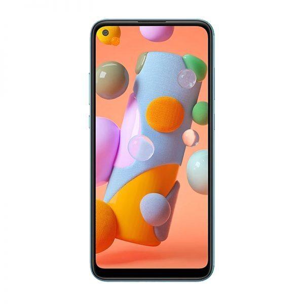 گوشی سامسونگ A11 ظرفیت 32 گیگابایت رم 2 Samsung Galaxy A11 SM-A115F/DS Dual SIM 32GB Mobile Phone مشکی