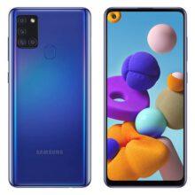 گوشی موبایل سامسونگ مدل Galaxy A21S SM-A217F/DS دو سیمکارت ظرفیت 32 گیگابایت رم 3