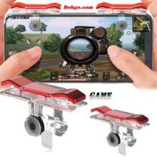 بهترین دسته بازی پابجی موبایل مدل E9 دسته بازی Pubg مناسب گیم مخصوص گوشی موبایل و تبلت E9 PUBG Mobile Game Controller