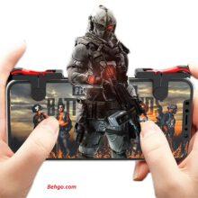 دسته بازی پابجی موبایل مدل D9 دسته بازی Pubg مناسب گیم مخصوص گوشی موبایل و تبلت D9 PUBG Mobile Game Controller