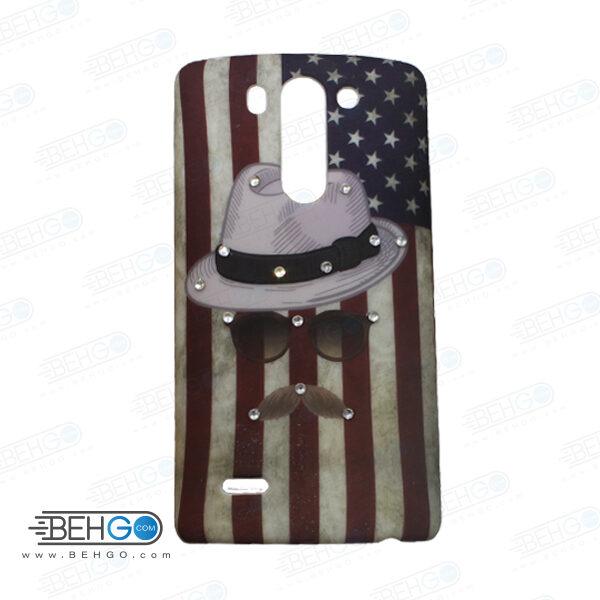 قاب طرح دار گوشی الجی جی 3 مینی LG G3 mini طرح کلاه case For LG G3 mini