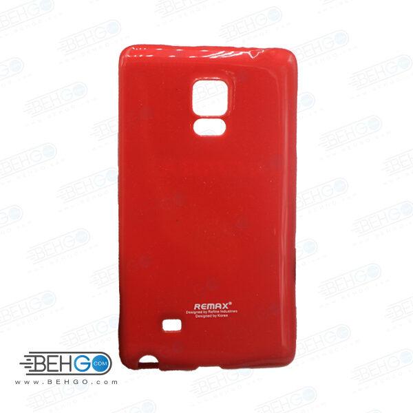 قاب گوشی سامسونگ نوت اج Note Edge رنگ قرمز case For Samsung galaxy Note edge
