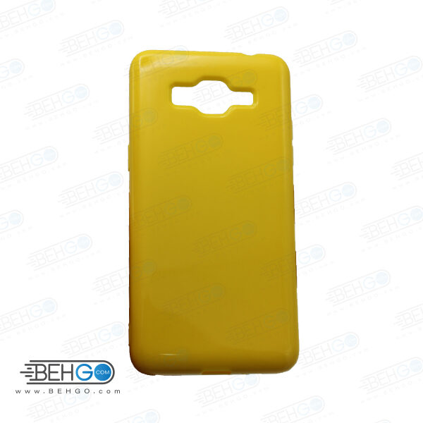 قاب گوشی سامسونگ گرند پرایم و جی 2 پرایم کاور محافظ رنگی مناسب G530 گارد نرم و منعطف سامسونگ Color Case Samsung Galaxy Grand Prime /J2 Prime /G530 / G532