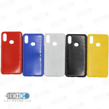قاب گوشی سامسونگ A10S کاور محافظ رنگی مناسب A10S گارد نرم و منعطف سامسونگ Color Case Samsung Galaxy A10S