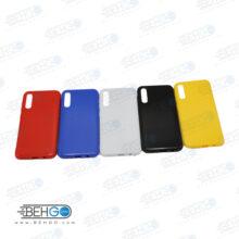 قاب گوشی سامسونگ A30S و A50S کاور محافظ رنگی مناسب A30S گارد نرم و منعطف سامسونگ Color Case Samsung Galaxy A50S /A50 / A30S