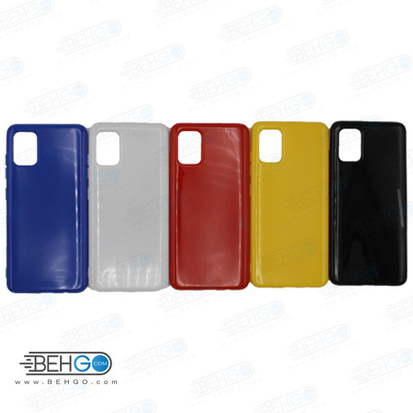 قاب گوشی سامسونگ A51 کاور محافظ رنگی مناسب A51 گارد نرم و منعطف سامسونگ Color Case Samsung Galaxy A51