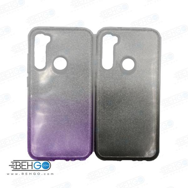 قاب گوشی شیائومی ردمی نوت 8 تی ژله ای ردمی نوت هشت تی مدل اکلیلی اصلی Redmi Note8T گارد مناسب گوشی Note 8T کاور محافظ Alkyd Jelly Case Xiaomi Redmi Redmi Note 8T /Redmi Note8T
