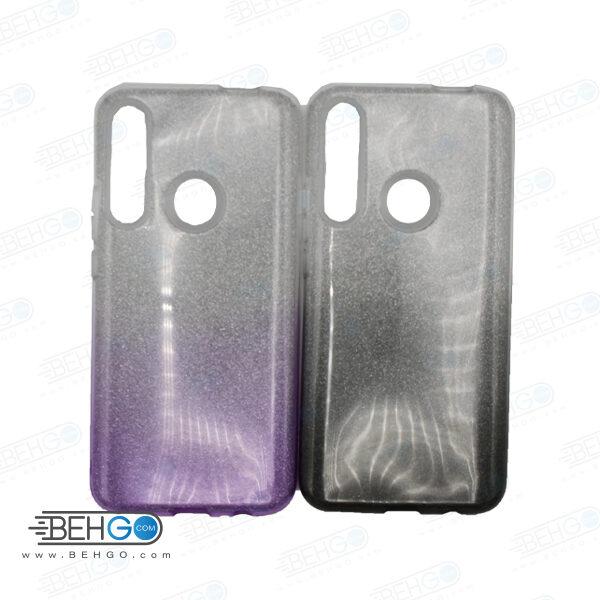 قاب گوشی هواوی وای 9 پرایم 2019 ژله ای اکلیلی اصلی Y9Prime گارد مناسب گوشی Honor9X کاور محافظ Alkyd Jelly Case Honor 9X / Huawei Y9 Prime