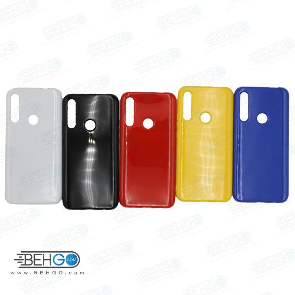 قاب گوشی هواوی Y9 Prime , آنر 9 ایکس هواوی وای 9 پرایم محافظ رنگی مناسب Y9 Prime 2019  گارد نرم و منعطف موبایل هواوی Color Case Honor 9X Pro / Huawei Y9 Prime