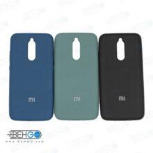 قاب redmi 8 محافظ قاب شیاومی ردمی هشت کاور شیائومی ردمی 8 سیلیکونی مناسب گوشی ردمی 8 گارد Silicone back Cover for Xiaomi Redmi 8