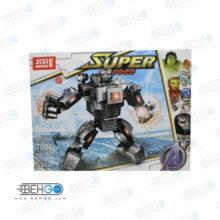 لگو آدم آهنی سوپر روز LEGO SUPER ROES