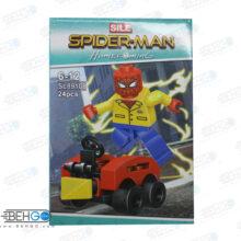 لگو مرد عنکبوتی LEGO SPIDER MAN
