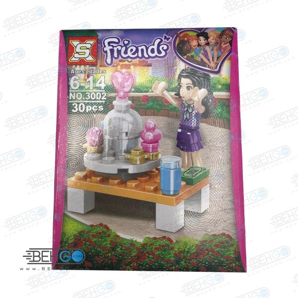 لگو دختر  LEGO FRIENDS