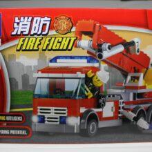 لگو ماشین آتش نشانی LEGO FIRE FIGHT