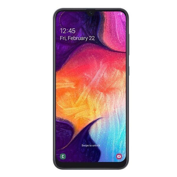 گوشی موبایل سامسونگ مدل آ50  Galaxy A50 دو سیم کارت ظرفیت 128 گیگابایت و رام 4 گیگابایت