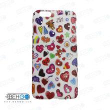 قاب طرح دار گوشی آیفون 6/ 6 اس iphone 6/6s طرح قلب رنگی case For Iphone 6/6s