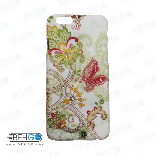 قاب طرح دار گوشی آیفون 6/ 6 اس iphone 6/6s طرح پروانه گرافیتی case For Iphone 6/6s