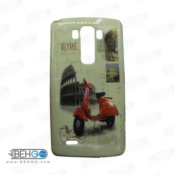 قاب طرح دار گوشی الجی جی 3 مینی LG G3 mini طرح موتور سیکلت case For LG G3 mini