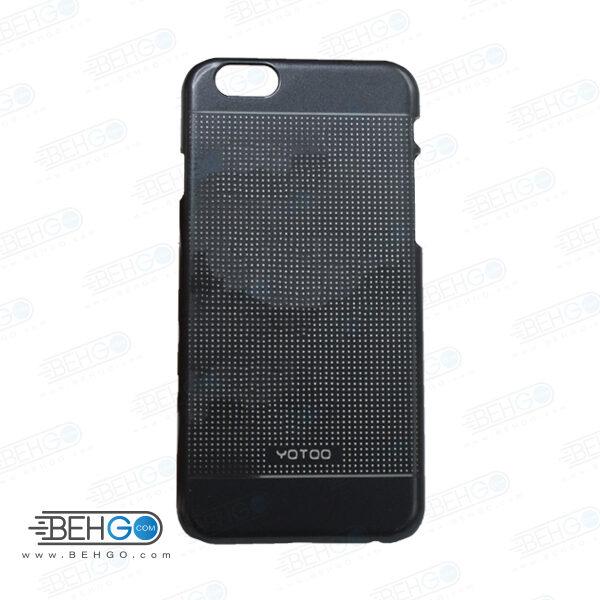 قاب yotoo گوشی آیفون 6/ 6 اس iphone 6/6s رنگ خاکستری case For Iphone 6/6s