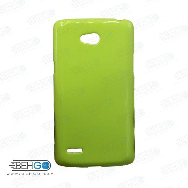 قاب گوشی الجی ال 80 L80 رنگ سبز case For LG L80