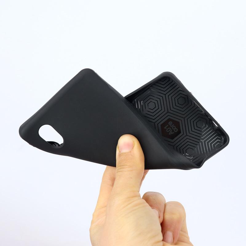 قاب گوشی سامسونگ A01 Core کاور A01 Core قاب ژله ای مدل TPU رنگ مشکی گلکسی A01Core محافظ ا 01 کور مناسب TPU Case For Samsung Galaxy A01 Core