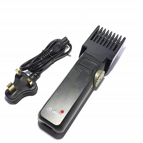 ماشین اصلاح سر و صورت ماشین ریش تراش اصلی مدل Body and Hair Trimmer R.VIHAN RV-7605