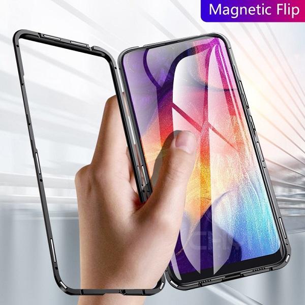 قاب گوشی سامسونگ A01 گارد مدل مگنتی Samsung Galaxy A015 Magnetic Case A01