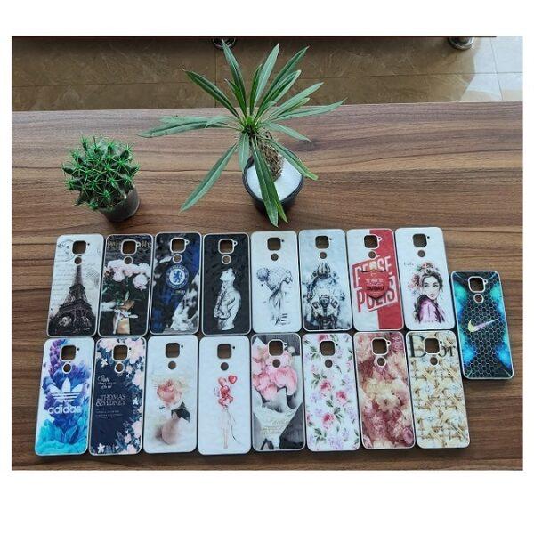 قاب گوشی شیائومی ردمی نوت ۹ گارد نوت 9 شیائومی طرح دار پسرانه و دخترانه ردمی نوت9 مدل الماسی 3D مناسب New 3D Design Guard For Xiaomi Redmi Note 9 / Note9 / Redmi 10x