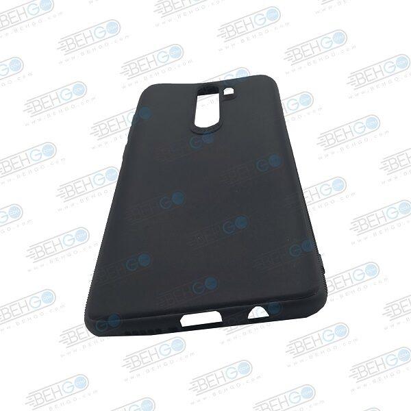قاب گوشی شیائومی ردمی نوت 8 پرو کاور ردمی نوت8پرو مدل تی پی یو ژله ای گوشی موبایل نوت هشت پرو محافظ مناسب TPU Case For Xiaomi Redmi Note8Pro/Redmi Note 8 Pro