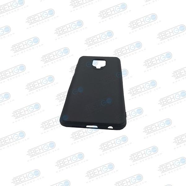 قاب گوشی شیائومی ردمی نوت 9 اس کاور ردمی نوت9اس مدل تی پی یو ژله ای گوشی موبایل نوت 9 پرو محافظ مناسب TPU Case For Xiaomi Redmi Redmi Note 9S / Note9S / Redmi Note 9 Pro