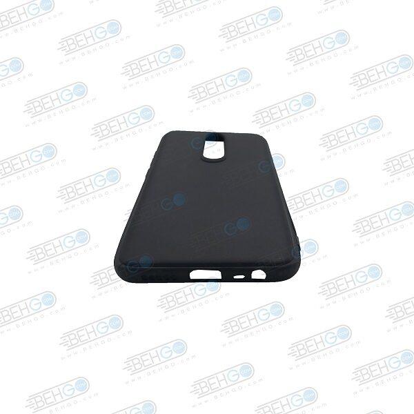 قاب گوشی شیائومی ردمی 8 کاور Redmi 8 مدل تی پی یو ژله ای گوشی موبایل Redmi8 محافظ مناسب TPU Case For Xiaomi Redmi8