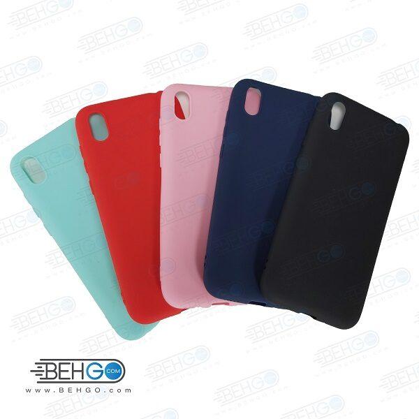 قاب گوشی هواوی وای 5 2019 و هانر 8اس کاور Y5 2019 مدل تی پی یو ژله ای گوشی موبایل Honor8S محافظ مناسب TPU Case For Huawei Y5 Prime 2019 / Honor 8S