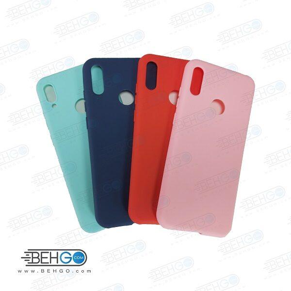 قاب گوشی هواوی وای 6 اس ، وای 6 پرایم 2019 و هانر 8ا کاور Y6 2019 مدل تی پی یو ژله ای Y6 S گوشی موبایل Honor 8A محافظ مناسب TPU Case For Huawei Y6 Prime 2019 / Honor 8A /Y6S