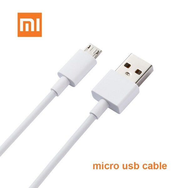 کابل گوشی موبایل شیائومی شارژر سریع میکرو Xiaomi Fast charge micro usb cable