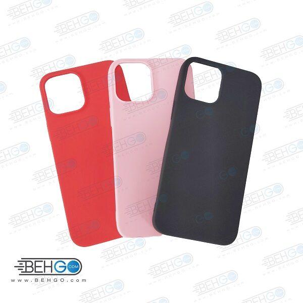 قاب آیفون 12پرو مکس گارد اپل 12پرو مکس کاور matte TPU case for apple iPhone 12 pro max