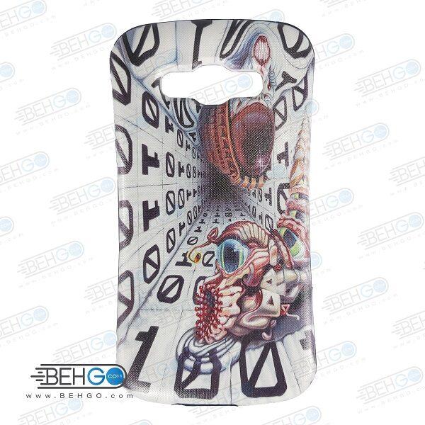 قاب سامسونگ E5 کاور گوشی سامسونگ E5 مدل آی فیس طرح 100 Samsung Galaxy E5 iFace Case