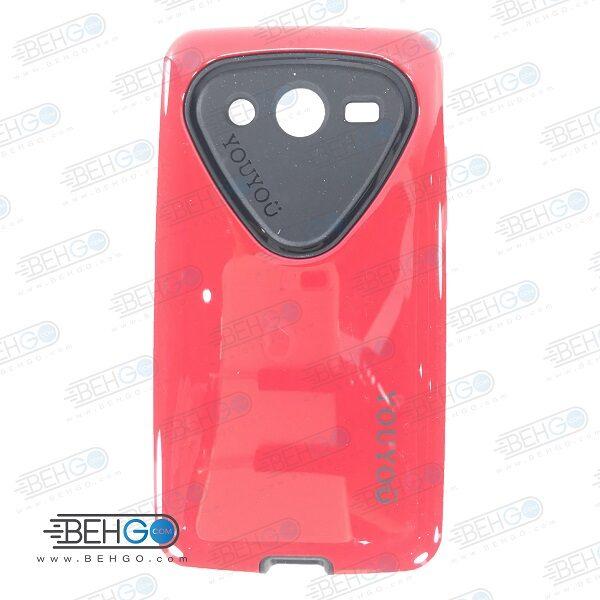 قاب سامسونگ G355 کاور گوشی سامسونگ G355 مدل youyou قاب اصلی سامسونگ core 2 مدل youyou مناسب YouYou Back Cover for Samsung Galaxy Core 2 SM G355H