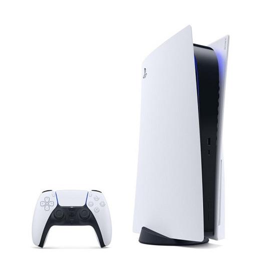 قیمت ps5 خرید پلی استیشن 5 با درایو پی اس فایو معمولی کارتن سفید کنسول بازی سونی ps5 پلی استیشن5 PS5 Standard PlayStation 5 Console