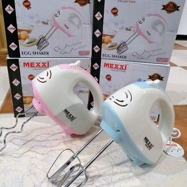 همزن دستی بدون کاسه مکسی مدل Hand mixer mexxi MX-504