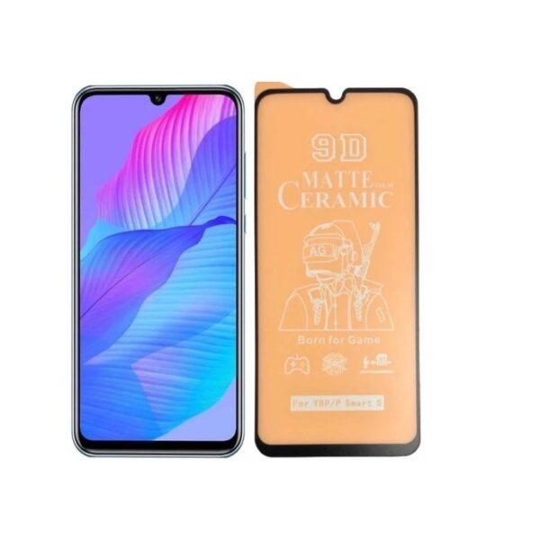 گلس مات هواوی Y8P محافظ سرامیکی مات اصلی وای هشت پی نشکن محافظ صفحه نمایش Y8p 2020 نانو سرامیکی مات Original Matte Nano Ceramic Screen Protector Huawei Y8P