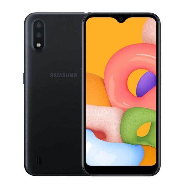 گوشی موبایل سامسونگ مدل Galaxy M01 دو سیم کارت ظرفیت 32  رم 3