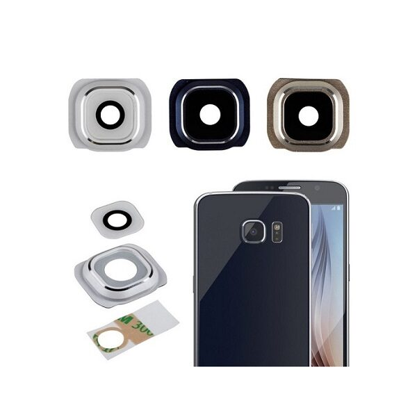 شیشه دوربین سامسونگ Samsung Galaxy S6 G920