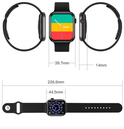 ساعت هوشمند مدل X16 ساعت طرح اپل واچ ساعت Smart watch X16